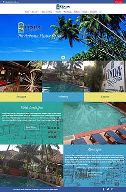hotellindagoa.com